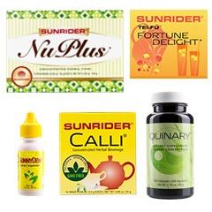 Sunrider SunPack® Sampler