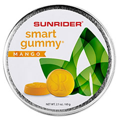 Smart Gummy Mango 6pk