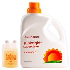 SunBright® SuperClean™ Household by Sunrider® - Trial Size Net Wt. 4.6 fl. oz./1890 mL