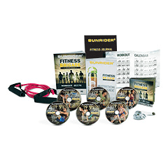 Sunrider® Fitness Brigade® Exercise System - English